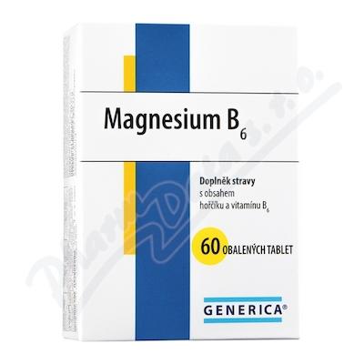 Magnesium B6 Generica tbl.60