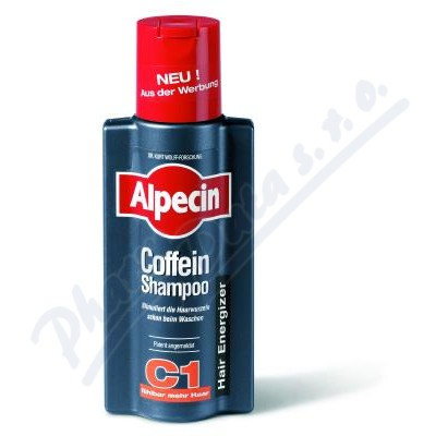 ALPECIN Hair Energizer-Coffein Shampoo C1 250ml