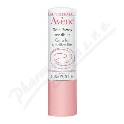 AVENE Cold Cream Tyčinka na citlivé rty 4g