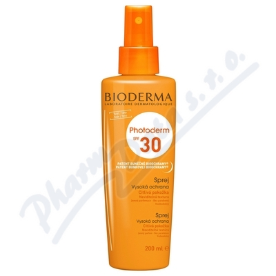 BIODERMA Photoderm Sprej SPF 30 200 ml