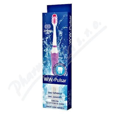 Biotter WW-Pulsar sonický zubní kartáček