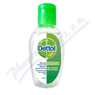 Dettol Antibakterialni gel 50ml