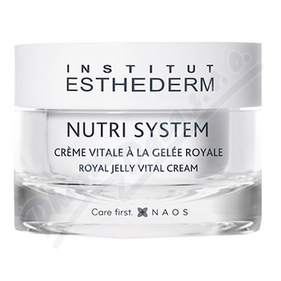 ESTHEDERM Royal jelly vital cream 50ml