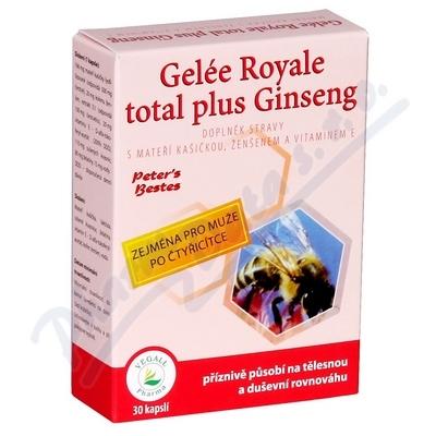 Gelée Royale total plus Ginseng csp.30