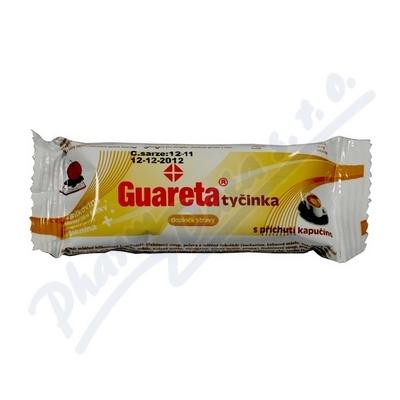 Guareta výživná tyčinka Kapučino 45g