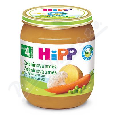 HIPP ZELENINA zeleninová směs 125g CZ4013