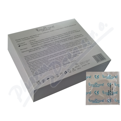 Kondomy INSPIRACE vlhké ve fólii volně balené 1ks