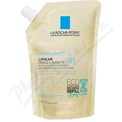 LA ROCHE-POSAY LIPIKAR Mycí olej náplň 400ml