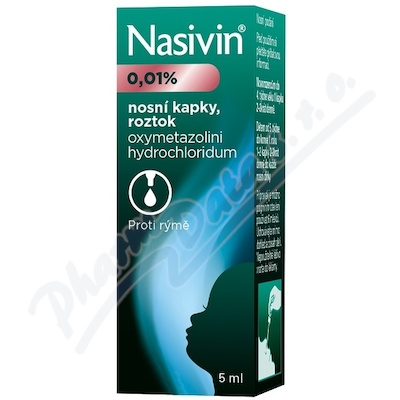 NASIVIN 0,01%