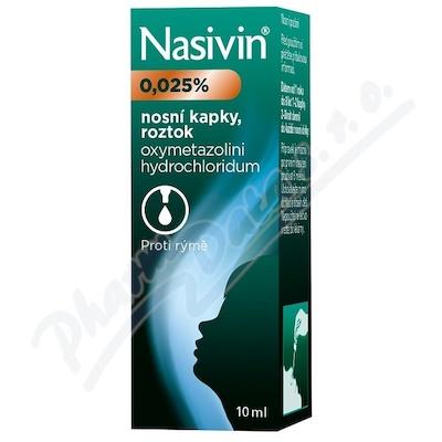 NASIVIN 0,025%