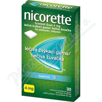NICORETTE ICEMINT GUM
