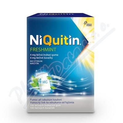 NIQUITIN FRESHMINT