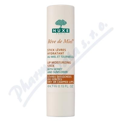 NUXE Hydratační tyčinka na rty Reve de Miel 4g
