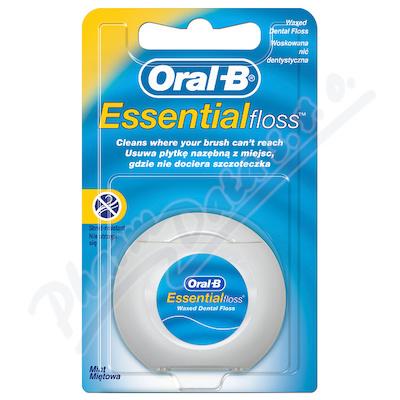 Oral-B dent.nit EssentialFloss Mint Wax 50ml