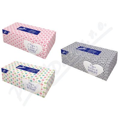 Kapesníčky LINTEO Satin 200ks box