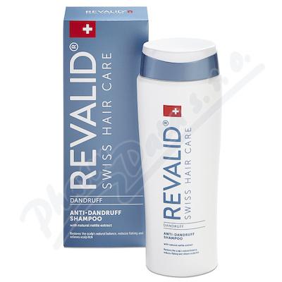 Revalid šampon proti lupům 250ml - vlasová péče,péče o vlasy,