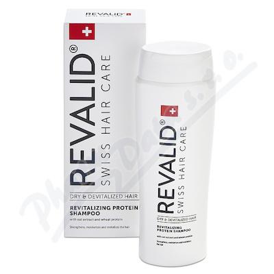 Revalid SHAMPOO 250ml - vlasová péče,péče o vlasy,