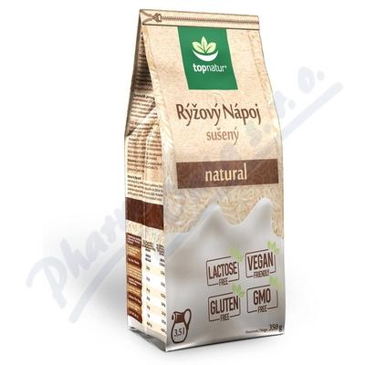 Rýžový nápoj 350g TOPNATUR