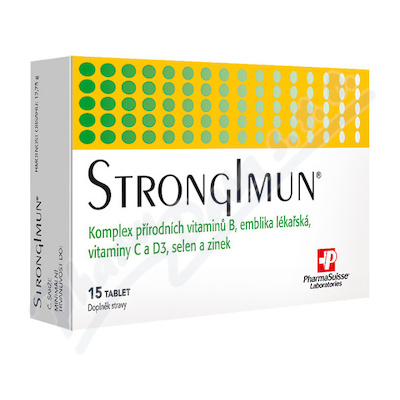STRONGIMUN PharmaSuisse Laboratories S.r.l. tbl.15