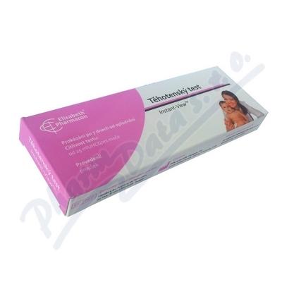 Těhotenský test Instant-View 1 ks