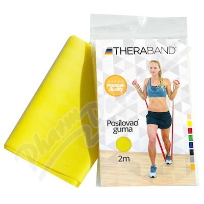 Thera-Band Posilovací guma 2m žlutá - slabá