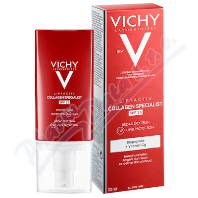 VICHY Liftactiv Collagen Specialist SPF25 50ml