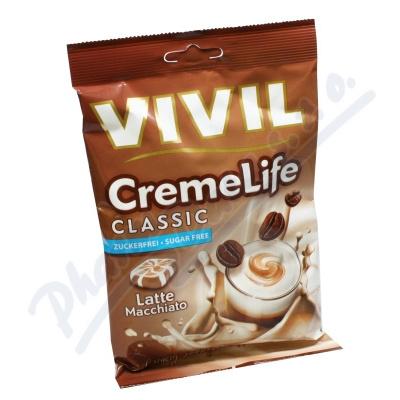Vivil Creme life latte-macchiato bez cukru 110g