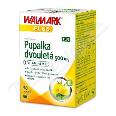 Walmark Pupalka 500mg s vit.E PLUS tob.90